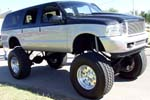 02 Ford Excursion Lifted 4x4 Wagon