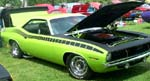 70 Plymouth AAR Barracuda Coupe