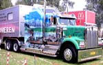90 Kenworth Semi Rig