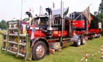 90 Peterbilt Semi Canadian Rig