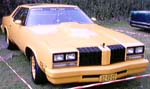 77 Oldsmobile Cutlass Coupe