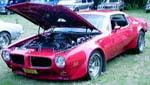 70 Pontiac Firebird Coupe