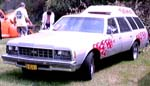 77 Chevy Caprice Hearse