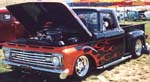 62 Ford SNB Pickup