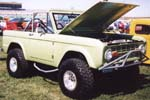 67 Ford Bronco Lifted 4x4