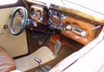 38 Ford Panel Delivery Custom Dash