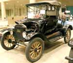 23 Ford Model T Roadster