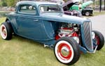 33 Ford Hiboy Chopped 3W Coupe