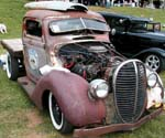 39 Ford Chopped Flatbed Pickup
