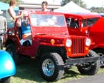 50 Willys CJ-3A Jeep 4x4