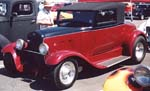 30 Ford Model A Chopped Cabriolet