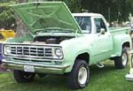 74 Dodge SNB Pickup