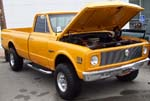 72 Chevy LWB Pickup 4x4