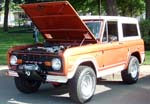 75 Ford Bronco 4x4 Wagon