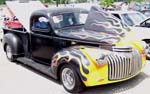 46 Chevy Chopped Pickup