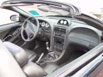 03 Ford Saleen Mustang Dash