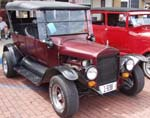 25 Ford Model T Touring