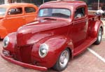 39 Ford Deluxe Chopped Pickup