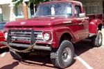 62 Ford SNB Lifted 4x4 Pickup