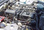 83 Nissan 280ZX Turbo Coupe OHV I6