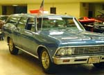 66 Chevelle 4dr Station Wagon