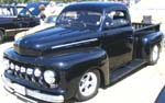 50 Ford Chopped Pickup