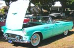 55 Thunderbird Roadster