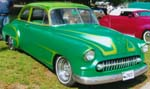 52 Chevy 2dr Sedan Custom
