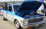 71 Chevy SWB Pickup