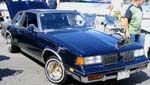 87 Oldsmobile Cutlass Coupe