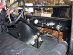23 Ford Model T Touring Dash