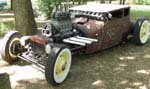 26 Ford Model T Loboy Chopped Pickup