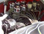 40 Ford Chopped Pickup w/SBC V8