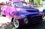 50 Studebaker Chopped Custom Pickup