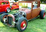 26 Ford Model T Loboy Coupe