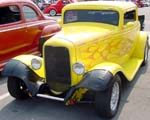 32 Ford Chopped 3W Coupe