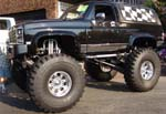 91 GMC Jimmy Monster 4x4