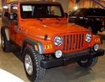 05 Jeep Wrangler Unlimited Rubicon 4x4