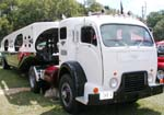 48 White Semi Transporter