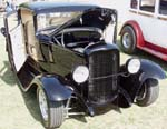 31 Ford Model A Chopped 3W Coupe