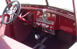 50 Willys Jeepster Dash
