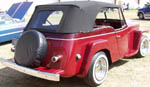 50 Willys Jeepster
