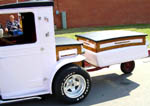 28 Chevy Hiboy Pickup w/Trailer