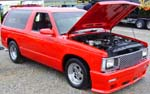 86 GMC S15 Jimmy