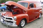 54 Chevy Panel Delivery