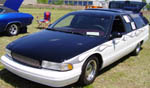 91 Chevy Caprice Station Wagon