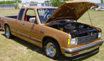 86 Chevy S10 Xcab Pickup