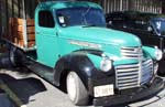 47 GMC Flatbed Pickup
