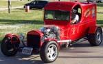 23 Ford Model T Bucket C-Cab Delivery