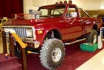 71 Chevy LWB 4x4 Pickup